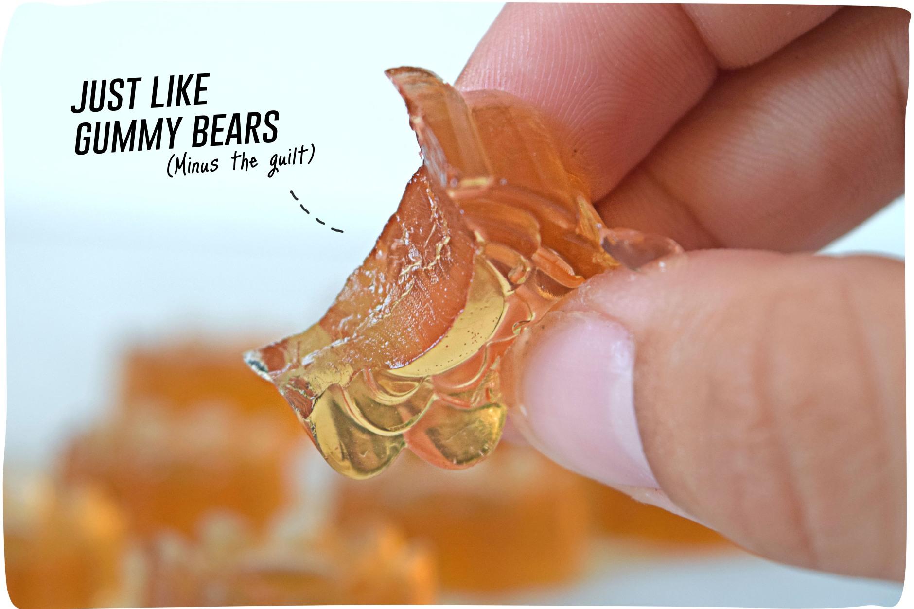 BCAA Gummies Image